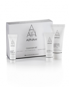ALPHA-H CLEAR SKIN KIT STARTER COLLECTION ZESTAW ANTYTRĄDZIKOWY