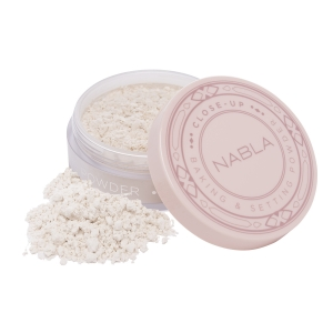 NABLA CLOSE UP BAKING & SETTING POWDER BEZBARWNY PUDER SYPKI DO TWARZY