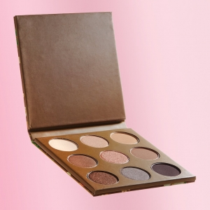 WINKY LUX COFFEE EYESHADOW PALETTE PALETA CIENI DO OCZU COFFEE