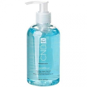 CND ESSENTIALS COOL BLUE WATERLESS HAND CLEANSER 236ml