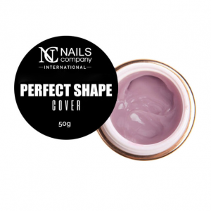 NAILS COMPANY PERFECT SHAPE ŻEL DO PAZNOKCI COVER 15g
