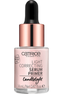 CATRICE LIGHT CORRECTING SERUM CANDLELIGHT BAZA KORYGUJĄCA
