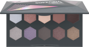 CATRICE  SUPERBIA VOL.2 FROSTED TAUPE EYESHADOW PALETTE PALETA CIENI