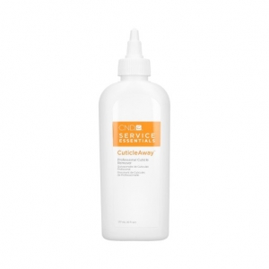 CND ESSENTIALS CUCITLE AWAY PREPARAT DO USUWANIA SKÓREK 177ml