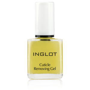 INGLOT CUTICLE REMOVING GEL PREPARAT DO USUWANIA SKÓREK