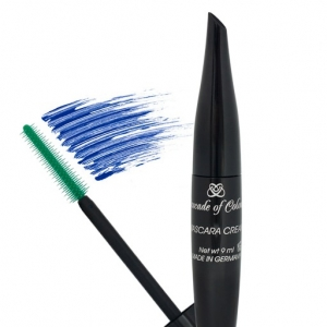 CASCADE OF COLOURS MASCARA CREAM TUSZ DO RZĘS 3W1