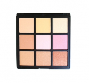 MORPHE DEYSI DANGER DD HIGHLIGHT PALETTE PALETA DO KONTUROWANIA