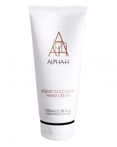 ALPHA-H LIQUID GOLD ROSE HAND CREAM NAWILŻAJĄCY KREM DO RĄK