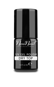 NEONAIL GEL POLISH DRY TOP LAKIER HYBRYDOWY 6ml