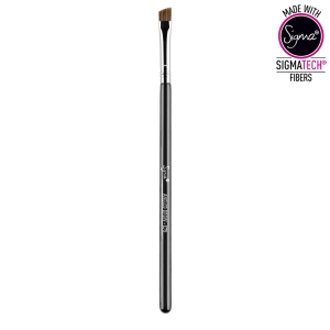 SIGMA BEAUTY ANGLED BROW BRUSH SKOŚNY PĘDZELEK DO BRWI E75
