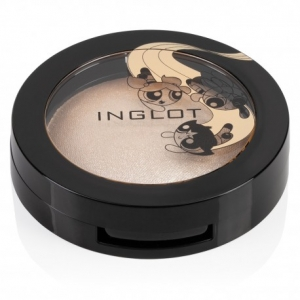 INGLOT X THE POWERPUFF GIRLS FACE,EYE AND BODY HIGHLIGHTER ROZŚWIETLACZ DO TWARZY OCZU I CIAŁA ATOMÓWKI