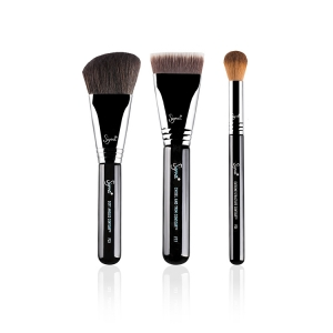 SIGMA BEAUTY CONTOUR EXPERT BRUSH SET ZESTAW 3 PĘDZLI