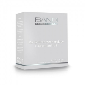 BANDI EXTRA RICH CONCENTRATE WITH 4% VITAMIN E KONCENTRAT REGENERUJĄCY Z 4% WITAMINĄ E