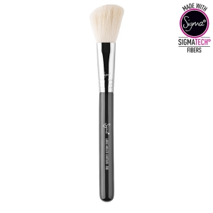 SIGMA BEAUTY LARGE ANGLED CONTOUR BRUSH SKOŚNY PĘDZEL DO KONTUROWANIA F40