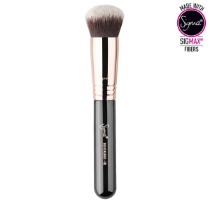 SIGMA BEAUTY ROUND KABUKI BRUSH PĘDZEL DO PODKŁADU COPPER F82