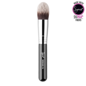 SIGMA BEAUTY TAPERED KABUKI BRUSH PĘDZEL DO PODKŁADU I KOREKTORA F86