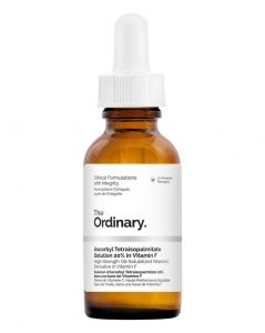 THE ORDINARY ASCORBYL TETRAISOPALMITATE SOLUTION 20% IN VITAMIN F OLEJEK Z WITAMINĄ C I F