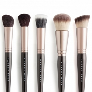 MAKEUP GEEK FACE BRUSH BUNDLE ZESTAW PĘDZLI DO TWARZY