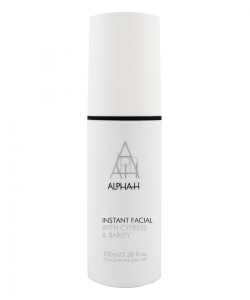 ALPHA-H INSTANT FACIAL WITH CYPRESS & BARLEY KURACJA W SPRAY'U