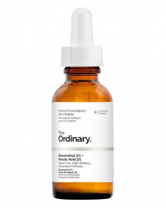 THE ORDINARY RESVERATROL 3% + FERULIC ACID 3% SERUM Z RESWERATROLEM I KWASEM FERULOWYM