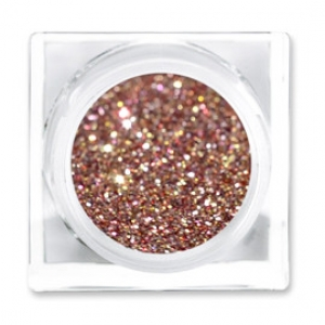 LIT COSMETICS COLOURS EYESHADOW GLITTER JAR FESTIVE