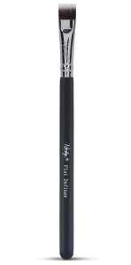 NANSHY EYE MAKEUP BRUSH PĘDZEL DO EYELINERA I BRWI FLAT DEFINER