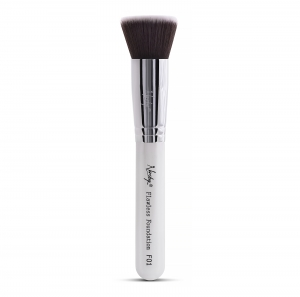 NANSHY FACE MAKEUP BRUSH PĘDZEL DO PODKŁADU FLAWELESS FOUNDATION F01