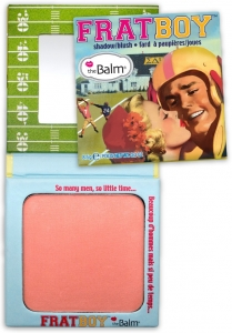 theBALM FRAT BOY SHADOW BLUSH CIEŃ I RÓŻ DO POLICZKÓW