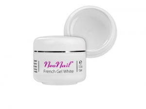 NEONAIL FRENCH GEL ŻEL FRENCH WHITE 15ml