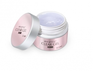 ABA GROUP CLEAR GEL GELLY ŻEL BUDUJĄCY 50ml