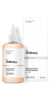 THE ORDINARY GLYCOLIC ACID 7% TONING SOLUTION FORMUŁA TONIZUJĄCA Z 7% KWASEM GLIKOLOWYM