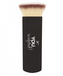 IT COSMETICS HEAVENLY LUXE YOU SCULPTED! #18 CONTOUR & HIGHLIGHT BRUSH PĘDZEL DO KONTUROWANIA I ROZŚWIETLACZA #18