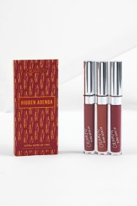 COLOURPOP LIP BUNDLE HIDDEN AGENDA ZESTAW POMADEK