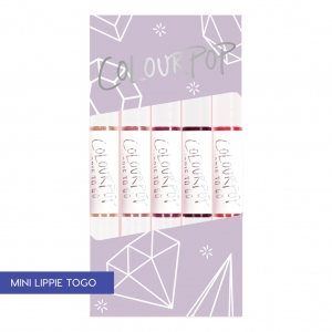 COLOURPOP HOT TO TROT LIPPIE STIX SET