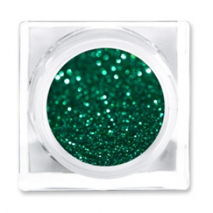 LIT COSMETICS COLOURS EYESHADOW GLITTER JAR HULK