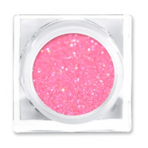 LIT COSMETICS COLOURS EYESHADOW GLITTER JAR HUNNY BUNNY