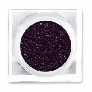 LIT COSMETICS COLOURS EYESHADOW GLITTER JAR  I FEEL LOVE