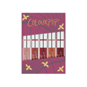 COLOURPOP MINI LIPSTICK SET ZESTAW MINI POMADEK IT'S VINTAGE