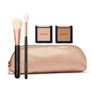 MORPHE BRUSH SET  THE JET SET ZESTAW PĘDZLI