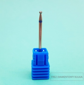 ABA GROUP DIAMOND DRILL BIT BALL FREZ DIAMENTOWY KULKA 1,6mm 720-2