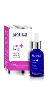 BANDI MEDICAL ANTI-ROUGE PEELING KWASOWY NA NACZYNKA 30ml