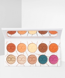 DOMINIQUE THE LATTE PALETTE PALETA 10 CIENI DO POWIEK