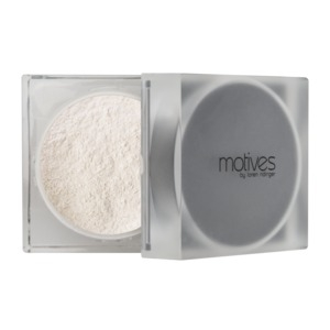 MOTIVES LUMINOUS LOOSE POWDER TRANSPARENTNY PUDER ROZŚWIETLAJĄCY