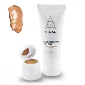 ALPHA-H MULTI-PERFECTING SKIN TINT SPF 15 LIGHT/MEDIUM KREM BB