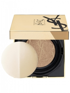 YVES SAINT LAURENT TOUCHE ECLAT RADIANT CUSHION FOUNDATION LIMITED EDITION, PODŁAD ROZŚWIETLAJĄCY B40 15g