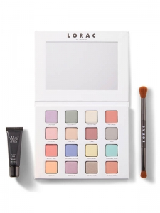LORAC I LOVE BRUNCH EYESHADOW PALETTE PALETA CIENI