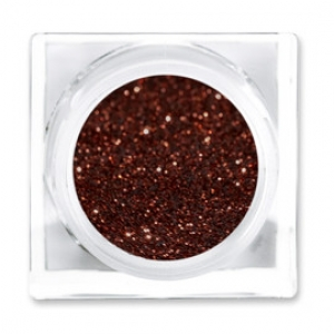 LIT COSMETICS COLOURS EYESHADOW GLITTER JAR LOVELY&DELICIOUS