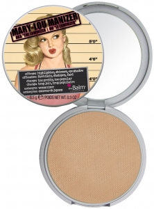 theBALM MARY LOU MANIZER HIGHLIGHTER SHADOW SHIMMER ROZŚWIETLACZ DO TWARZY