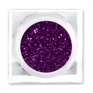 LIT COSMETICS COLOURS EYESHADOW GLITTER JAR MATERIAL GIRL