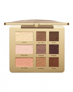 TOO FACED NATURAL MATTE EYE SHADOW PALETA CIENI